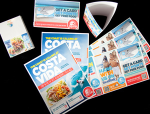 Dentrix work for Costa Vida