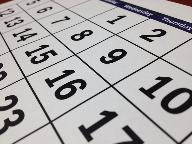5 Reasons to Create a Marketing Calendar