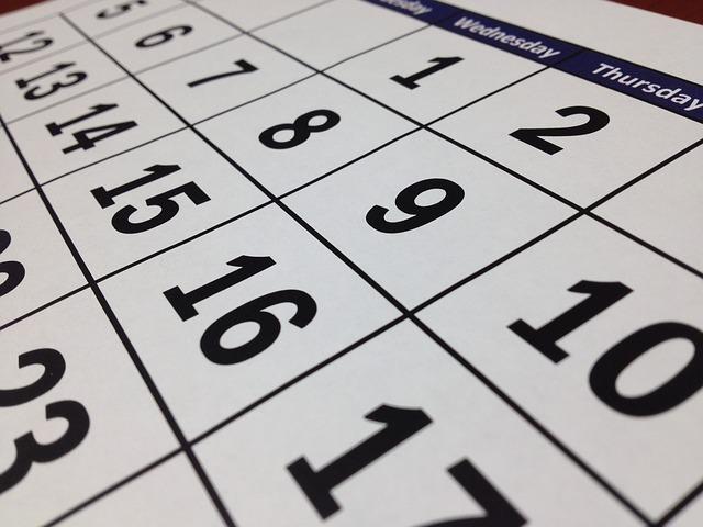 5 Reasons to Create a Marketing Calendar